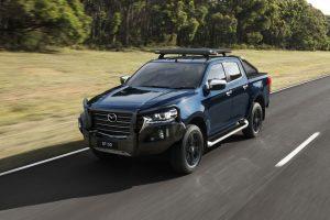 Mazda BT-50 2021 Sẽ Có Hơn 100 Tùy Chọn Nâng Cấp Và Phụ Kiện